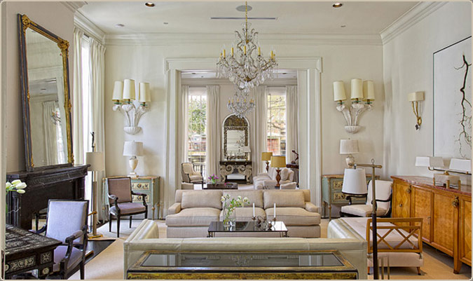 The St Charles Avenue Showroom Of Interior Designer Jon Vaccari Exudes New Orleans